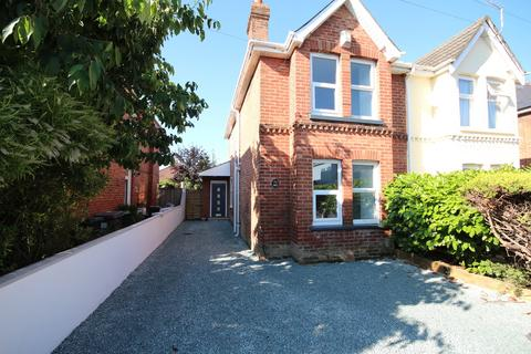 4 bedroom semi-detached house for sale - Malmesbury Park Road, Bournemouth