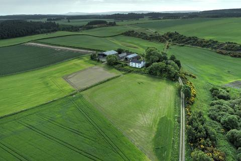 4 bedroom detached house for sale - Thornhill House, Longmorn, Elgin, Moray, IV30