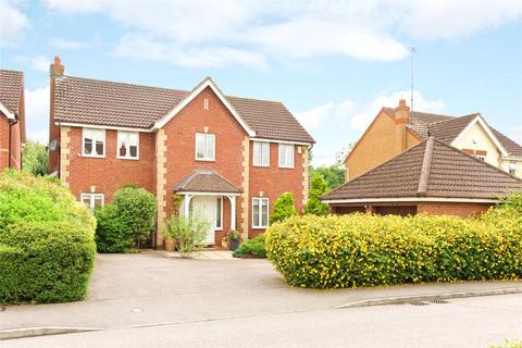 5 bedroom detached house for sale - Samwell Way, Hunsbury Meadows, Northamptonshire, NN4