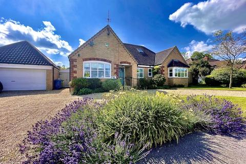 4 bedroom detached bungalow for sale - 1 The Paddock, Owmby-by-Spital
