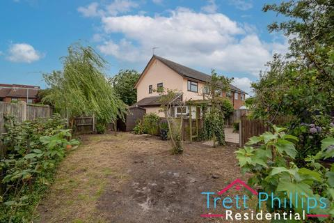 3 bedroom semi-detached house for sale - St. Benets Road, Stalham