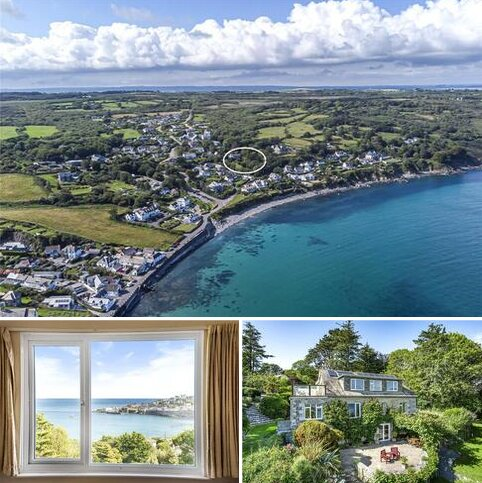 6 bedroom detached house for sale - North Corner, Coverack, Helston, Cornwall, TR12