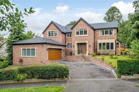 5 bedroom detached house for sale - Brocklehurst Drive, Prestbury, Macclesfield, Cheshire, SK10