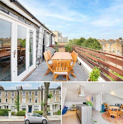 2 bedroom apartment for sale - Bassett Road, North Kensington, London, W10