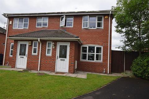 3 bedroom semi-detached house for sale - Traynor Close, Middleton, Manchester