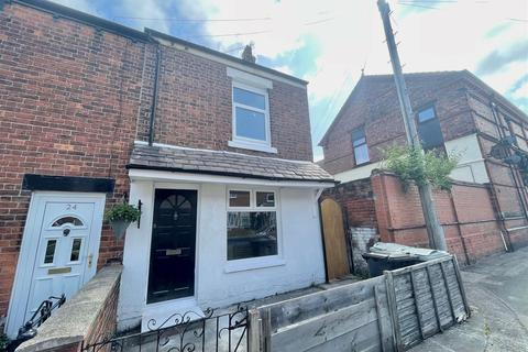 2 bedroom end of terrace house for sale - New Street, Elworth, Sandbach