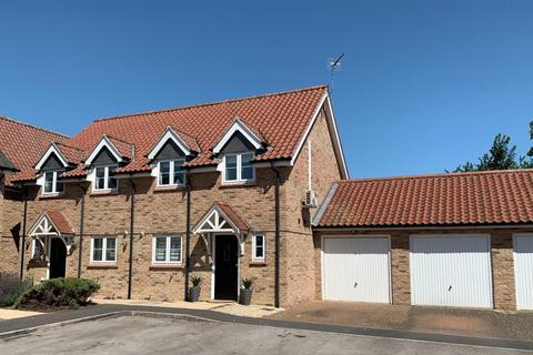 3 bedroom end of terrace house for sale - Threshers Yard, Mildenhall