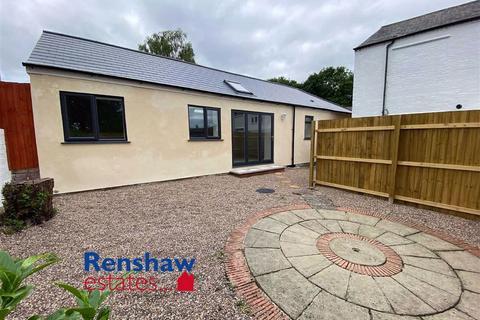 2 bedroom detached bungalow for sale - Manor  Road, Ilkeston, Derbyshire
