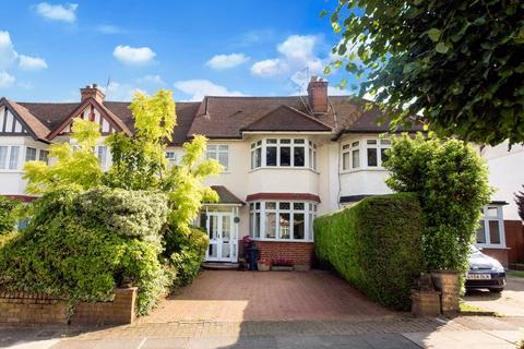 4 bedroom terraced house for sale - Mayfield Avenue, North Finchley, London, N12