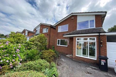 3 bedroom detached house to rent - 21 Lindow Fold Drive, W/s, SK9 6DT