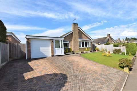 3 bedroom detached bungalow for sale - Cricket Lawns, Oakham