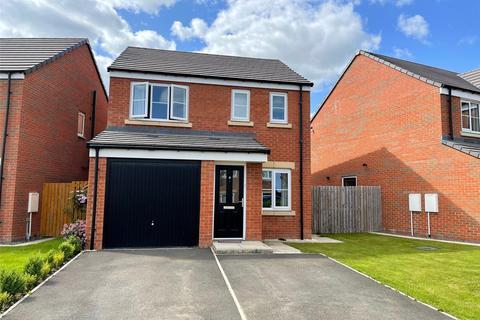 3 bedroom detached house for sale - Fennel Way, Morpeth, Northumberlaand, NE61