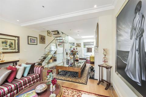 4 bedroom terraced house to rent - Montpelier Walk, London, SW7