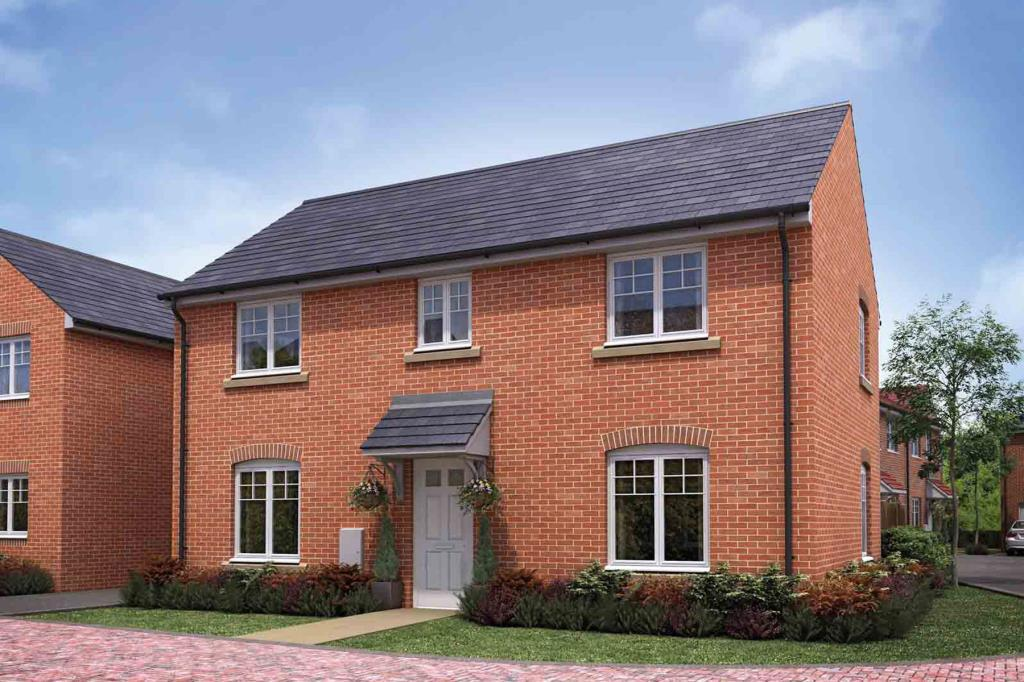 4 Bedrooms Detached House for sale in Stour Valley, Stourport Road, Kidderminster, Worcestershire, DY11