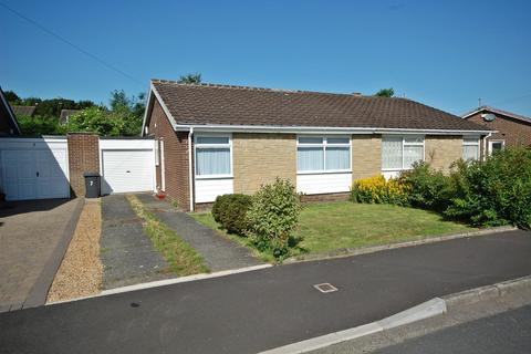 2 bedroom semi-detached bungalow for sale - Brecon Road, Newton Hall, Durham