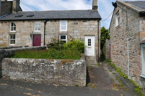 2 bedroom end of terrace house for sale - Thropton