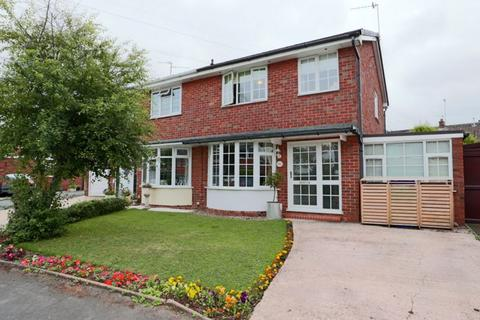 3 bedroom semi-detached house for sale - Meadow Lane, Trentham