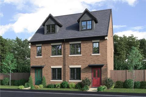 3 bedroom semi-detached house for sale - Plot 139, The Masterton at Oakwood Grange, Coach Lane, Hazlerigg NE13