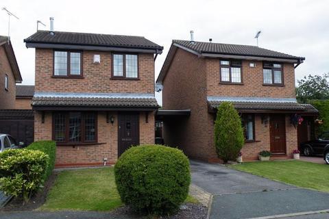2 bedroom detached house to rent - Elmstead Crescent, Crewe