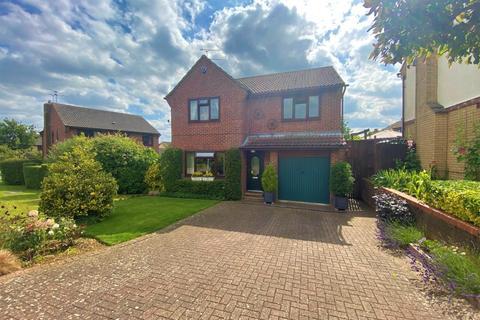 4 bedroom detached house for sale - Bytham Heights, Castle Bytham, Grantham