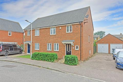 3 bedroom semi-detached house for sale - Maylam Gardens, Sittingbourne, ME10