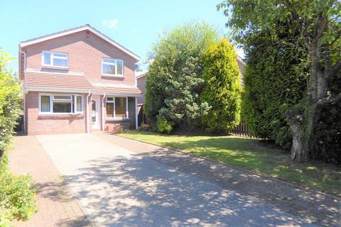 4 bedroom detached house for sale - Rectory Close, Sarn, Bridgend, Bridgend County. CF32 9QB