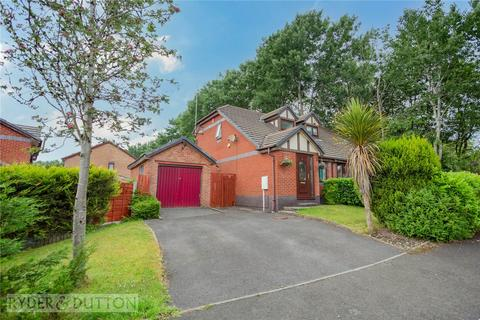 2 bedroom semi-detached house for sale - Carfax Fold, Norden, Rochdale, Greater Manchester, OL12