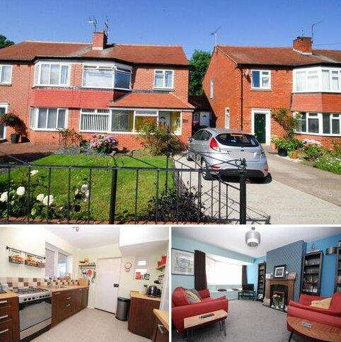 3 bedroom semi-detached house for sale - Jubilee Road, Gosforth