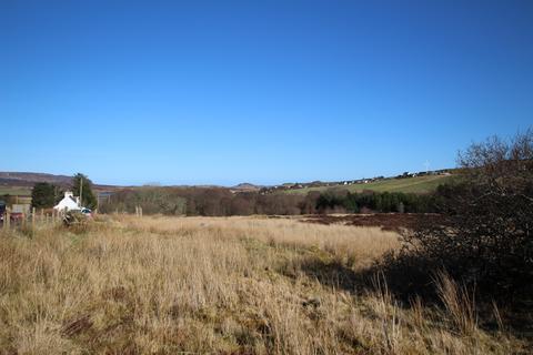 Plot for sale - 8 Black Hill, Edinbane, Portree