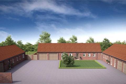 3 bedroom bungalow for sale - Manor House Gardens, Strensall, York, North Yorkshire, YO32