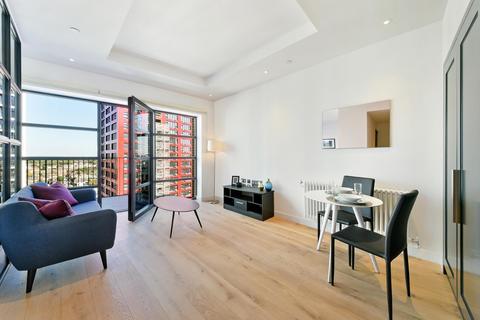 Studio to rent - Amelia House, London City Island, London, E14