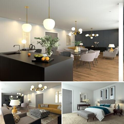 2 bedroom penthouse for sale - Plot 29 at Laundry Quarter, Romilly Crescent, Pontcanna CF11