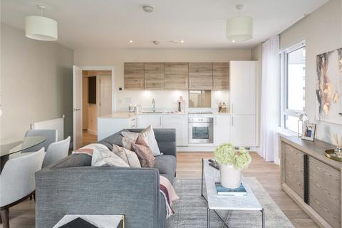 2 bedroom apartment for sale - Plot HJ414, Charter Quay - 4th Floor at Orbit at Victory Pier, Marina Heights, Gillingham ME7