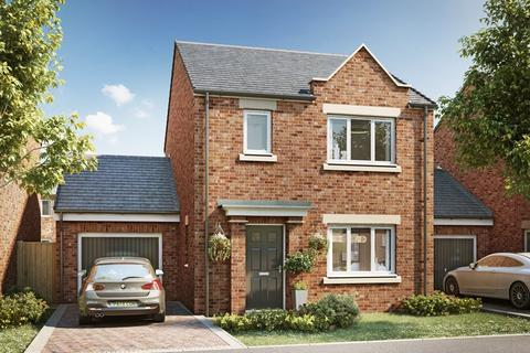 3 bedroom semi-detached house for sale - Plot 89, The Elder at Meadow View, Meadow View, Off Coaley Lane DH4
