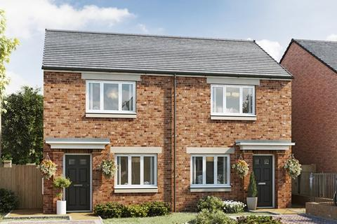 2 bedroom semi-detached house for sale - Plot 85, The Ash at Meadow View, Off Coaley Lane, Houghton-le-Spring DH4