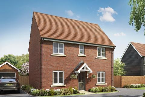 3 bedroom detached house for sale - Plot 133, The Clayton Variant at Copperfield Place, Hollow Lane CM1
