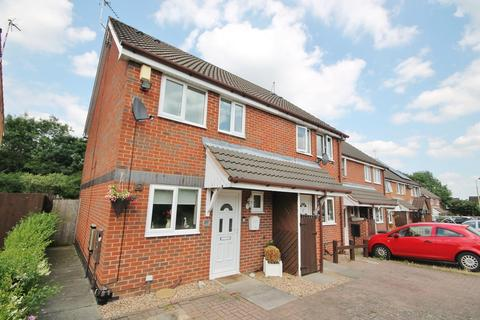 2 bedroom end of terrace house for sale - Belfry Drive, Leicester
