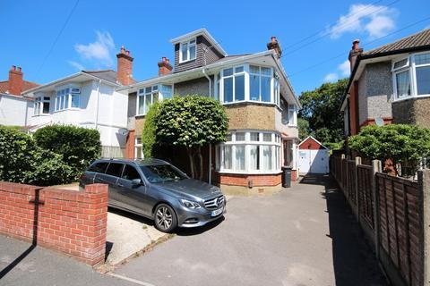 3 bedroom maisonette for sale - Brackendale Road, Queens Park, Bournemouth