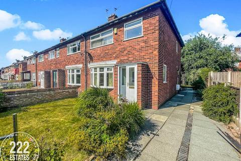 3 bedroom end of terrace house to rent - Derek Avenue, Warrington, WA2