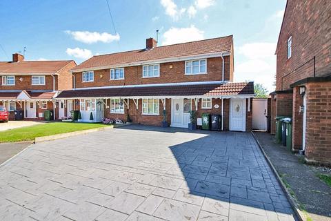 2 bedroom terraced house for sale - Abingdon Close, Wolverhampton