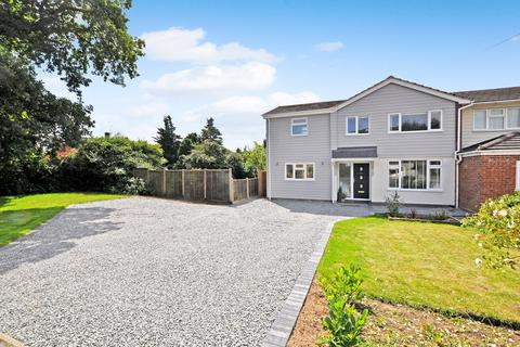 4 bedroom end of terrace house for sale - Pump Lane, Springfield, Chelmsford, CM1