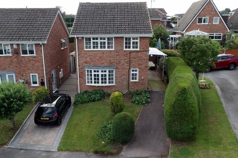 3 bedroom detached house for sale - Girsby Close, Stoke-On-Trent