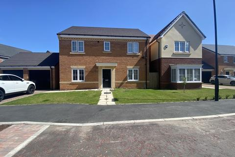 4 bedroom detached house for sale - Agincourt, Houghton Le Spring, Tyne and Wear, DH4