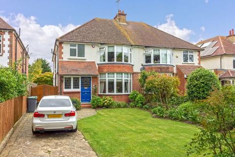 4 bedroom semi-detached house for sale - Grand Avenue, Worthing