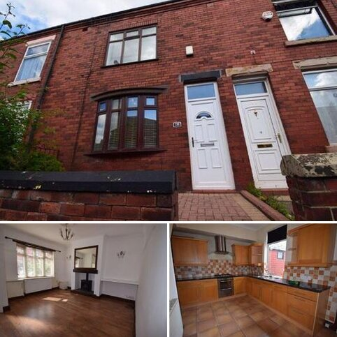 2 bedroom terraced house to rent - Hope Street, Leigh