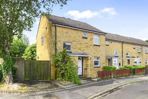 3 bedroom end of terrace house for sale - Stone Gardens, Strouden Park, BH8