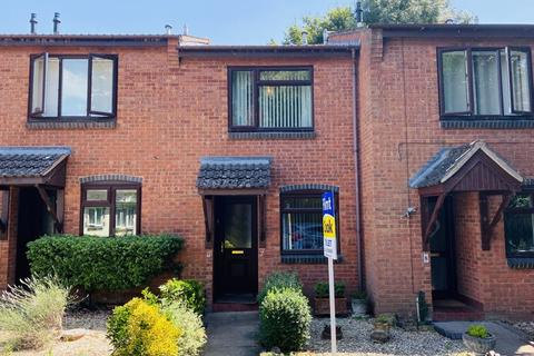 2 bedroom terraced house to rent - Chisel Close, Hereford