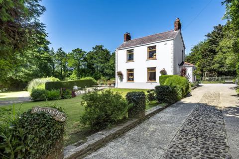 4 bedroom detached house for sale - Brookfield, Llangyfelach, Swansea.