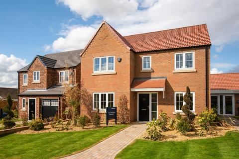 4 bedroom detached house for sale - Little Wold Lane, South Cave, Brough