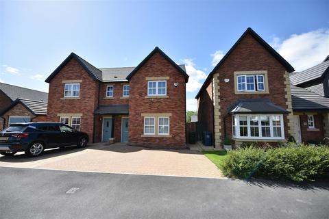 3 bedroom semi-detached house for sale - Rudchester Close, Dovecote Place, Throckley, Newcastle Upon Tyne